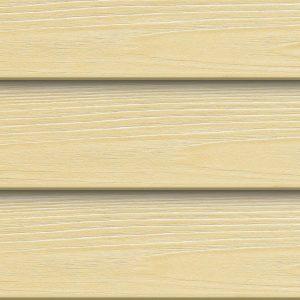 ไม้ฝา เอสซีจี รุ่นมาตรฐาน ขนาด 20X400X0.8 ซม. สีงาช้าง