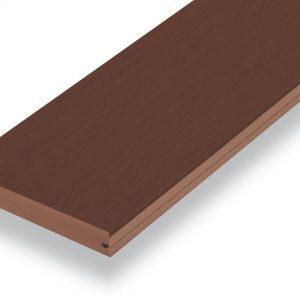 ไม้พื้น เอสซีจี รุ่นทีคลิป ขนาด 20x300x2.5 ซม. สีน้ำตาลโอ๊ค