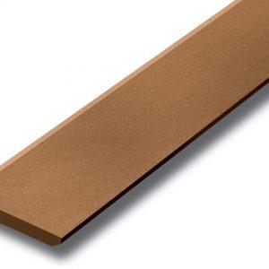 ไม้บัว เอสซีจี รุ่นโมเดิร์น ขนาด 10x300x1.2 ซม. สีรองพื้น