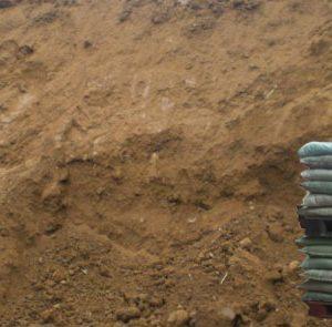 ทรายถม,ทรายขี้เป็ด (ถุง)