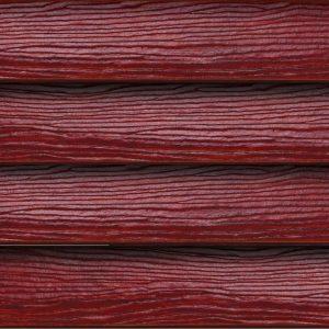 ไม้ฝาเอสซีจี กลุ่มสีประกายเงา ขนาด 20x300x0.8 ซม. สีมะค่า