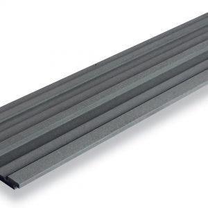 ไม้ตกแต่งผนัง เอสซีจี รุ่นโมดิน่า-เอ็ม1 30x300x2.5 ซม. สีซีเมนต์