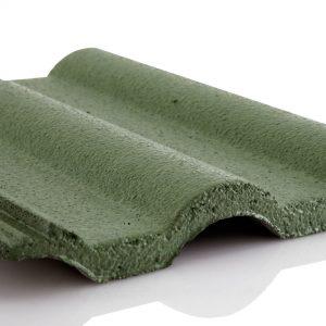 กระเบื้องหลังคาคอนกรีต เอสซีจี รุ่นลอนมาตรฐาน สีเขียวทุ่งหญ้า