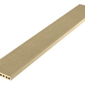ไม้พื้น เอสซีจี รุ่นเบสิค ขนาด 15x300x2.5 ซม. สีรองพื้น