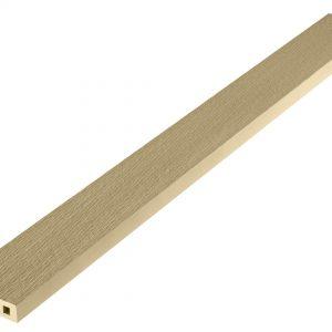 ไม้พื้น เอสซีจี รุ่นเบสิค ขนาด 10x300x2.5 ซม. สีรองพื้น