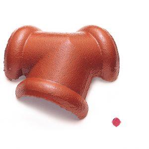 ครอบโค้ง 3ทาง คอนกรีต เอสซีจี สีแดงกุหลาบ