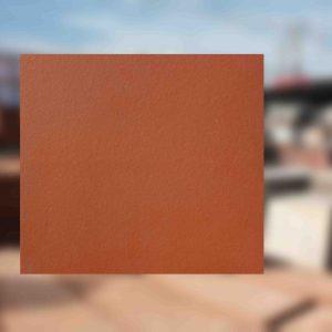 กระเบื้องดินเผา สีแดง 30X30 เซนติเมตร