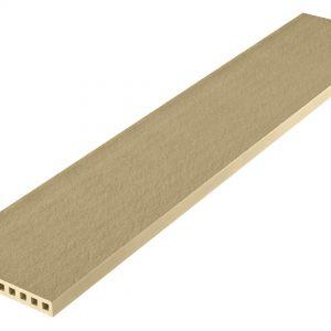 ไม้พื้น เอสซีจี รุ่นเบสิค ขนาด 20x300x2.5 ซม. สีรองพื้น