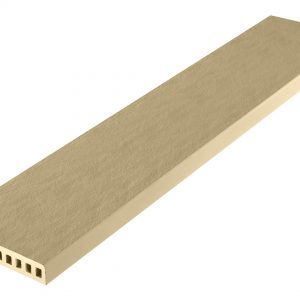 ไม้พื้น เอสซีจี รุ่นสมาร์ท ขนาด 20x300x3.75 ซม. สีรองพื้น