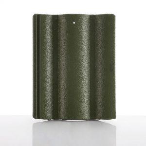กระเบื้องหลังคาคอนกรีต เอสซีจี รุ่นลอนมาตรฐาน สีเขียวอินทนิล