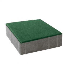 บล็อกปูพื้น เอสซีจี รุ่น La Linear Coolplus ขนาด 20 X 20 X 6 ซม. สีเขียว