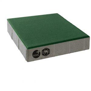 บล็อกปูพื้น เอสซีจี รุ่น La Linear Coolplus ขนาด 30 X 30 X 6 ซม. สีเขียว