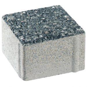 บล็อกปูพื้น เอสซีจี รุ่น Laguna (แพค) ขนาด 10 x 10 x 6 ซม.สีดำ