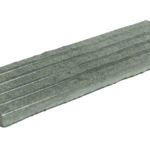 กระเบื้องคอนกรีตตกแต่งผนัง เอสซีจี รุ่น ทรูเซนเซชั่น คาร์ฟ ขนาด 6.25X20X1.5 ซม. สีมิสตี้ กรีน