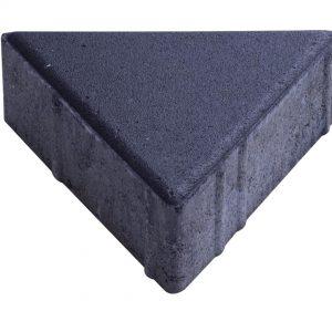 บล็อกปูพื้น เอสซีจี รุ่น Trio Block ขนาด 20 x 16.8 x 6 ซม. สีดำเข้ม